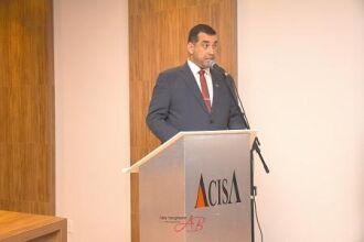 Evandro Silva, presidente da entidade