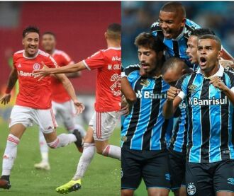 Inter e Grêmio vão decidir uma vaga na Final do Primeiro Turno do Gauchão