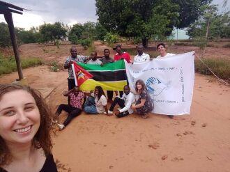 Em 2017, Helena atuou junto às equipes de facilitadores na cultura de paz em Moçambique