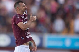 Diogo Oliveira marcou no Centenário