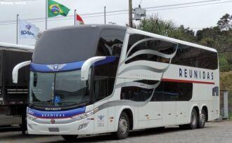 Cerca 10 a 20 pessoas vêm da Argentina para o Brasil diariamente utilizando a linha Florianópolis- Posadas com conexão em Passo Fundo