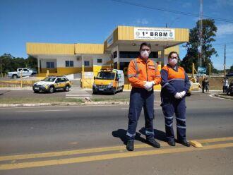 Nos postos, caminhoneiros poderão verificar temperatura corporal, índice de oxigenação do sangue e medir a pressão arterial