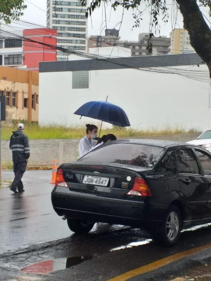 Divulgação/PMPF
