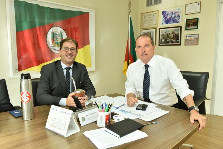 O vereador recebeu convite do próprio ministro Onyx Lorenzoni