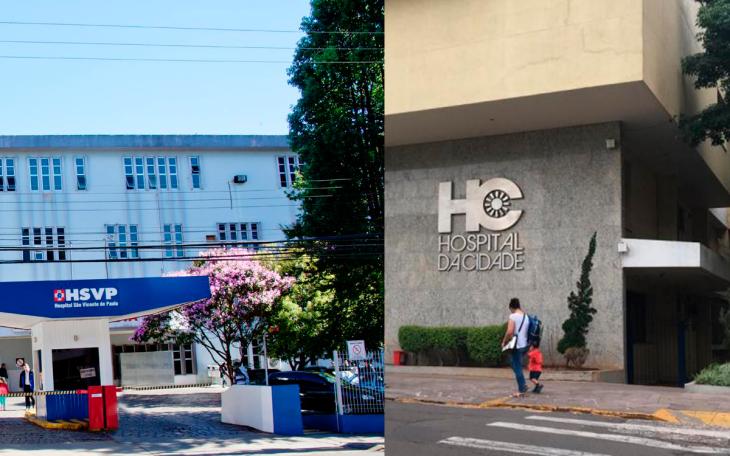 Os responsáveis pelos hospitais consideraram o auxílio bem vindo devido ao cenário atual (Fotos: Arquivo)