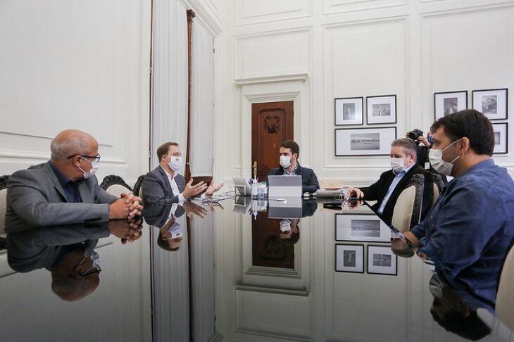 Foto: Felipe Dalla Valle / Palácio Piratini