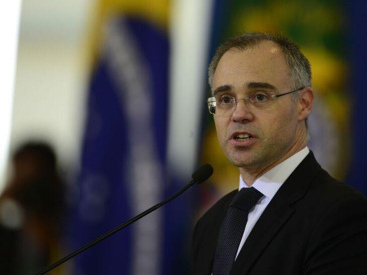Ministro da Justiça e Segurança Pública, André Mendonça, realizou o anúncio hoje (24) (Foto: Arquivo/Agência Brasil)