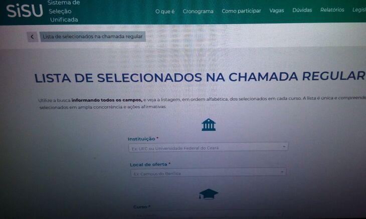 Os candidatos que não foram convocados podem se inscrever na lista de espera (Foto: Agência Brasil)