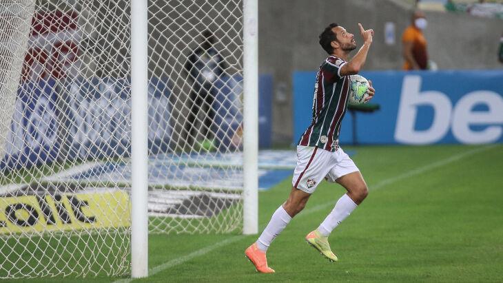 Nene: dois gols de pênalti - Foto- Lucas Merçon/FFC