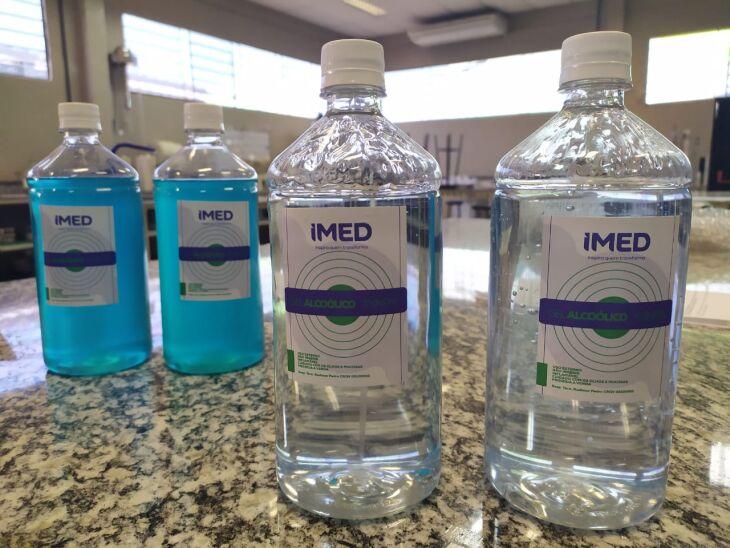 Meia tonelada do produto foi produzida (Foto: Divulgação)