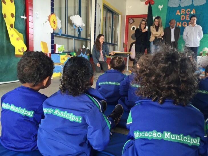 As aulas presenciais estão suspensas desde março (Foto: Divulgação)