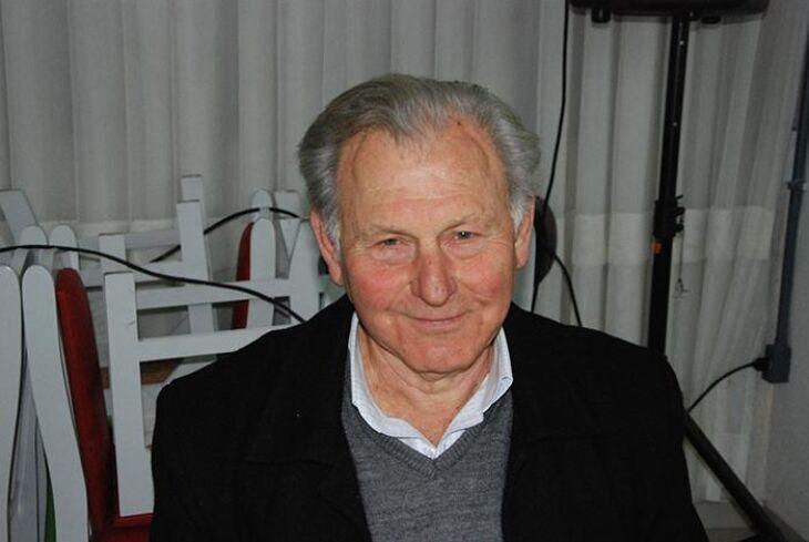 Eloi Selésio Taschetto foi o primeiro presidente do ECPF
