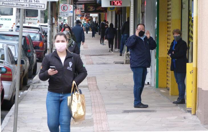 O coronavírus chegou na cidade há quase seis meses (Foto: Arquivo/ON)