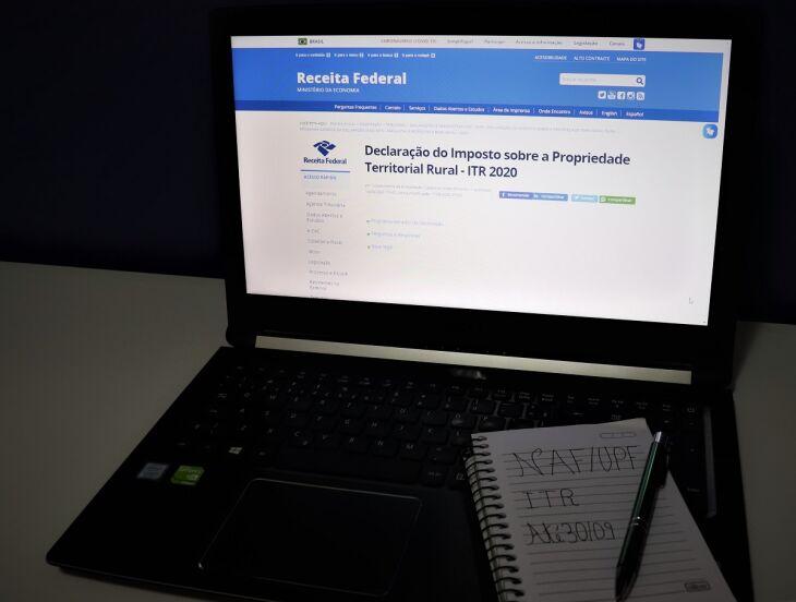 O atendimento é online (Foto: Divulgação)