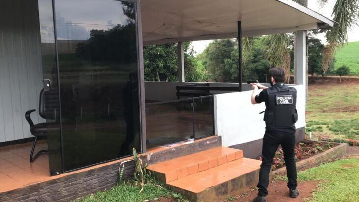 (Fotos: Divulgação/Polícia Civil)