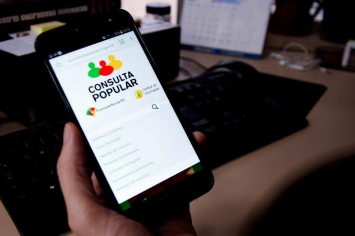 Projetos voltados à agricultura predominam na votação deste ano (Governo do Estado do RS/Divulgação)