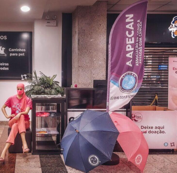 Associação dá apoio a pessoas com câncer (Foto: Arquivo/ON)