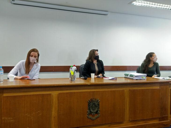Divulgação da Nota Técnica aconteceu no auditório do Ministério Público de Passo Fundo (Foto: Lucas Marques)