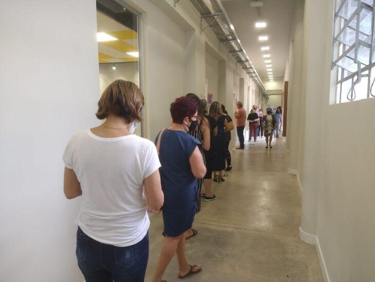 A cidade teve 33,8% de candidatas mulheres (Foto: Lucas Marques/ON)