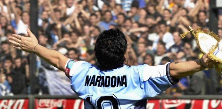 Imprensa argentina: comoção - Reprodução - Olé