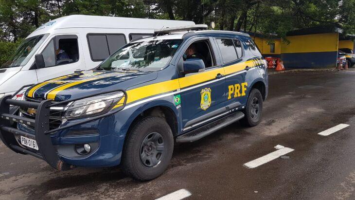 Divulgação / PRF