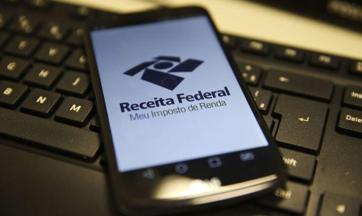 Para saber se teve a declaração liberada, o contribuinte deve acessar a página da Receita Federal (Foto: Marcello Casal Jr./Agência Brasil)