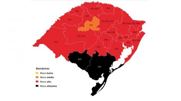 Foto: Governo do Estado do Rio Grande do Sul/Divulgação