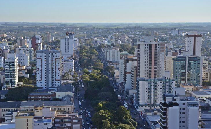 Município está entre as 10 maiores economias do estado (Foto: Arquivo/ON)