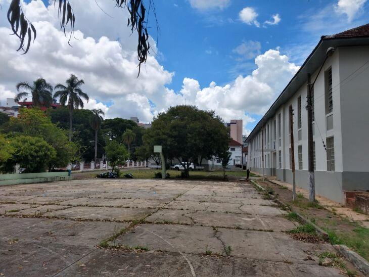 O espaço foi cedido pela Universidade Federal da Fronteira Sul – UFFS, por meio de convênio (Foto: Divulgação)