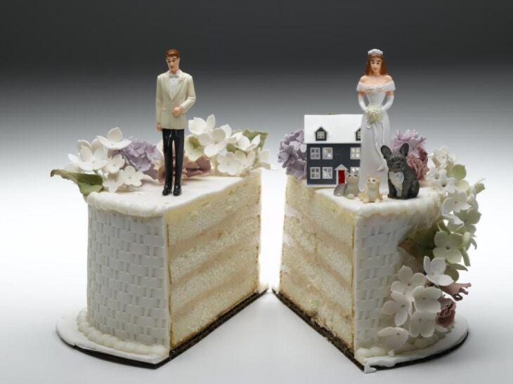 Foram celebrados 754 registros de casamento e 441 divórcios e separações (Foto meramente ilustrativa)