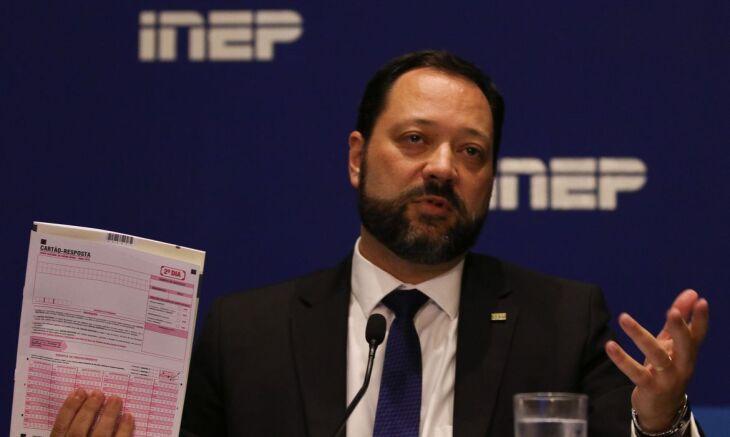 Inep recorrerá de eventuais decisões judiciais contrárias à aplicação da prova (Foto: Fabio Pozzebom/Agência Brasil)