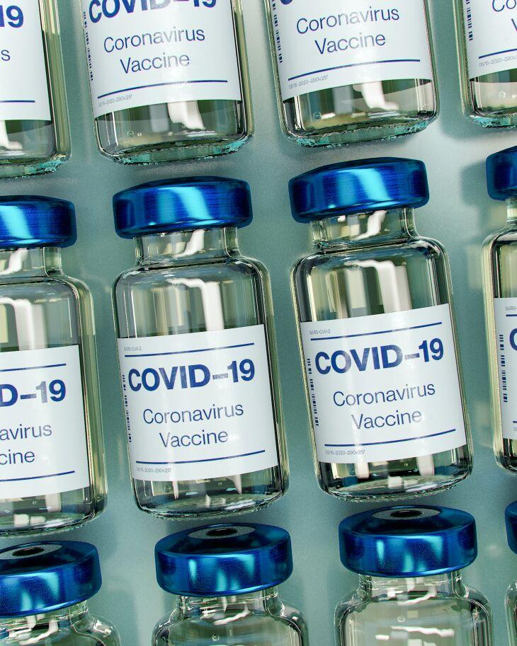 Vacinas foram desenvolvidas pela farmacêutica britânica AstraZeneca (Foto ilustrativa: Daniel Schludi/Unsplash)