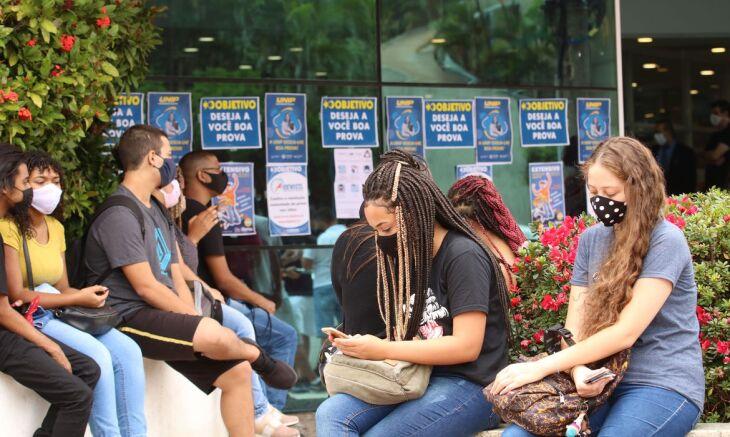 Enem é corrigido com base na chamada teoria de resposta ao item (Foto: Rovena Rosa/Agência Brasil)