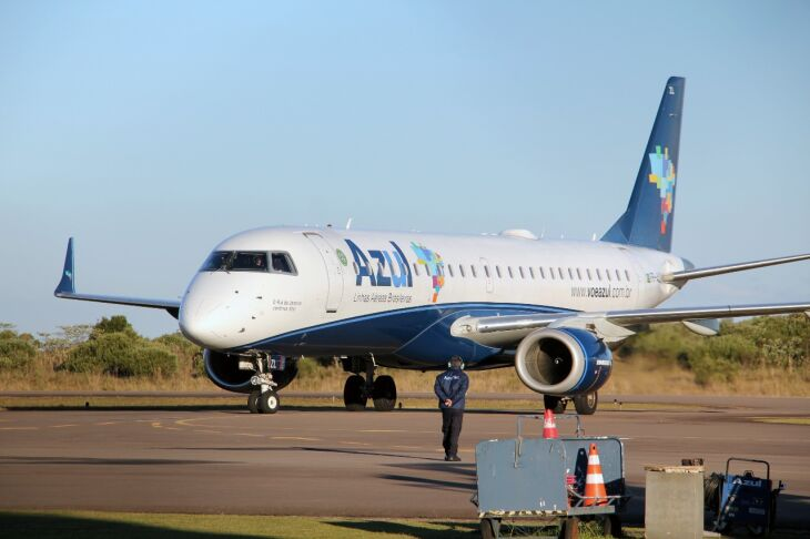 A companhia passará a ofertar voos diários ligando a cidade com Viracopos, em Campinas/SP (Foto: Arquivo/ON)