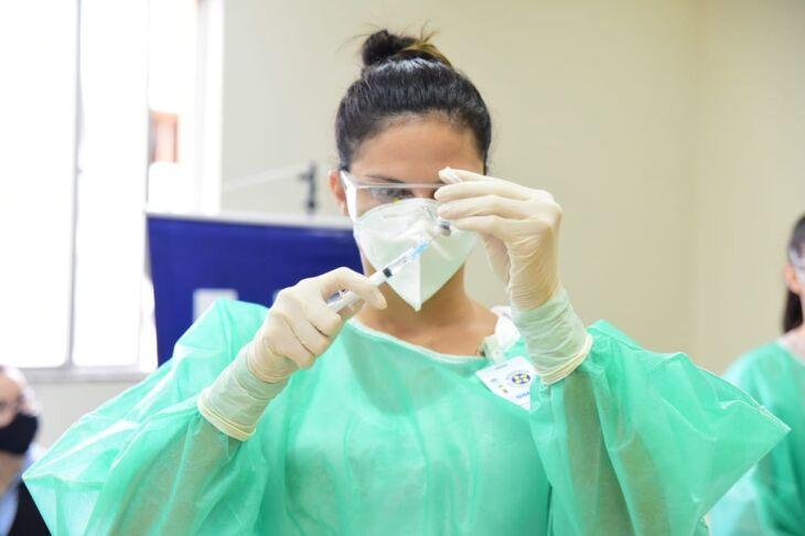 O município recebeu 8.253 doses (Foto: Diogo Zanatta/Divulgação)