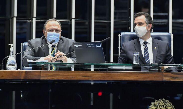 Ministro participou de audiência no Senado (Foto: Waldemir Barreto/Agência Senado)