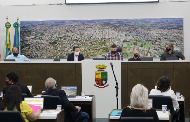 Foto: Comunicação / CMPF