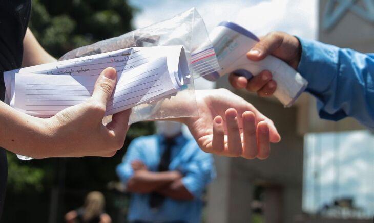 Ao todo, 276 mil estão inscritos para esta aplicação (Foto: Marcello Casal Jr./Agência Brasil)