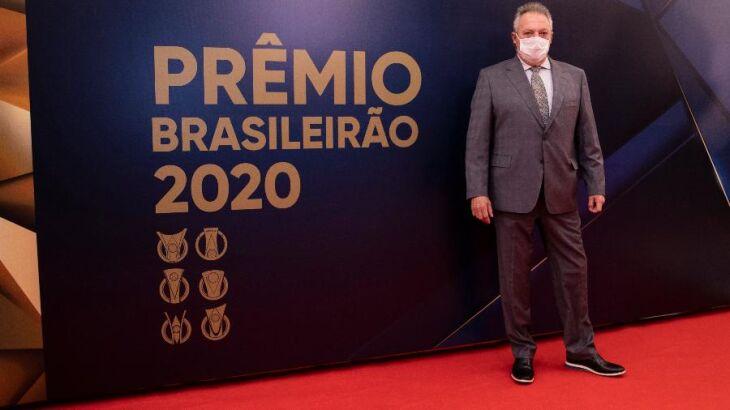 Foto: Lucas Figueiredo/CBF/Reprodução Twitter