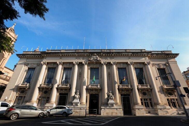As mudanças foram anunciadas hoje (09) (Foto: Felipe Dalla Valle/Palácio Piratini)