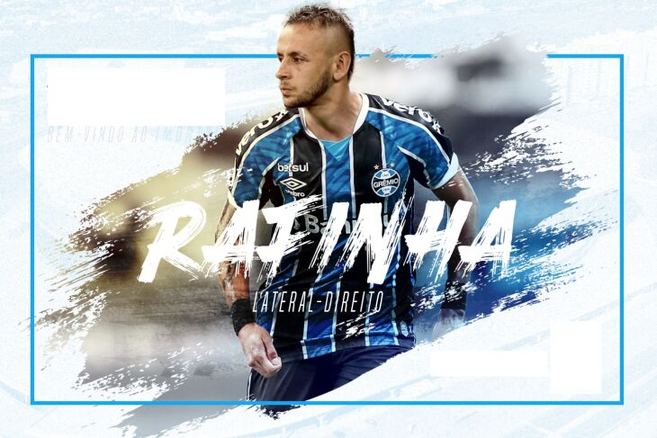 Arte - Grêmio FBPA