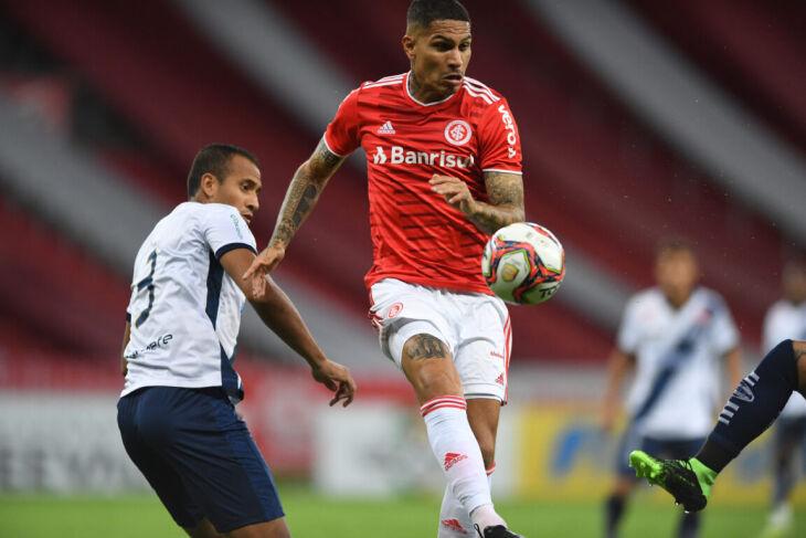 Guerrero no empate com o São José - Foto – Ricardo Duarte-SCI