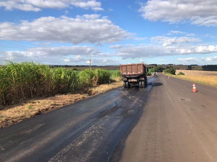Obras abrangem as rodovias ERS-223, RSC-153, ERS-332, ERS-142 e BRS-386 (Foto: Divulgação Daer)