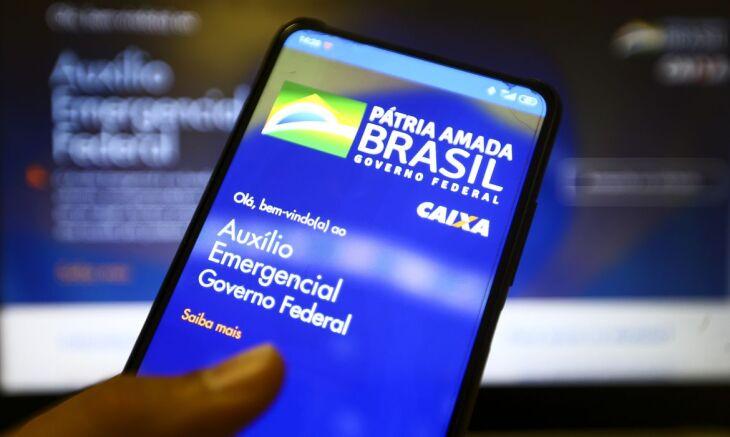 O auxílio será pago a quem recebia o benefício em dezembro de 2020 (Foto: Marcelo Camargo/Agência Brasil)