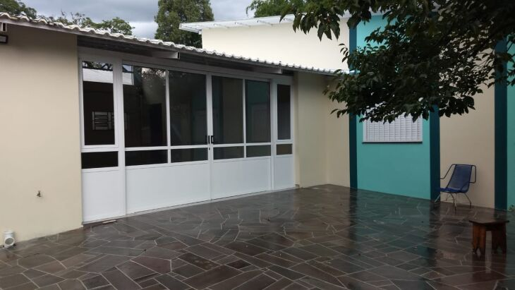 A área externa recebeu obras para melhoria (Fotos: Caroline Simor/Divulgação)