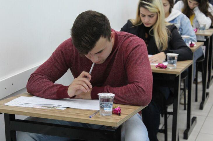 A prova será virtual e os candidatos também podem optar por utilizar a nota do ENEM (Foto: Divulgação/Arquivo)