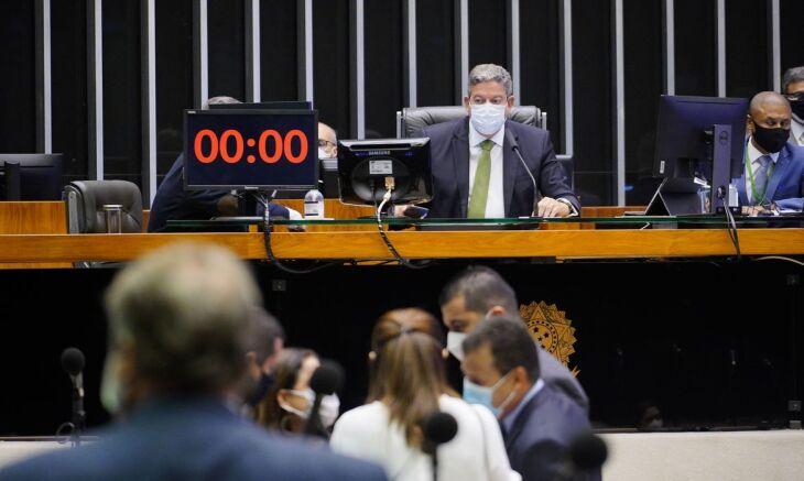Os projetos foram aprovados na madrugada desta quarta-feira (21) (Foto: Pablo Valadares/Câmara dos Deputados)