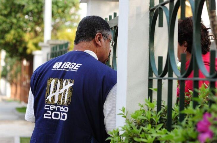 Aplicação do PNAD pode ser feita para cobrir a lacuna do Censo neste ano. Foto: IBGE Notícias