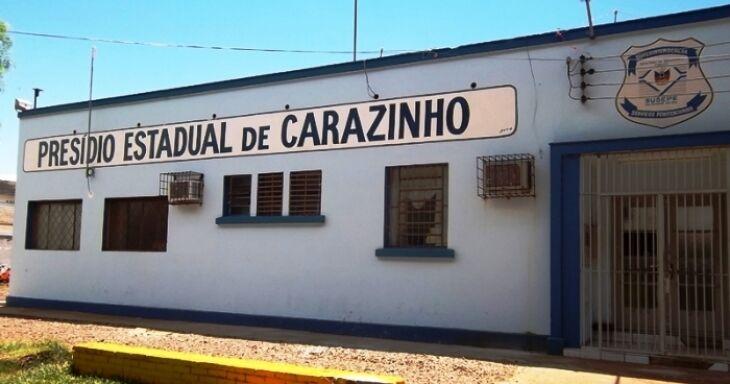 Casa prisional tem 228 detentos - Crédito - Rádio Gazeta