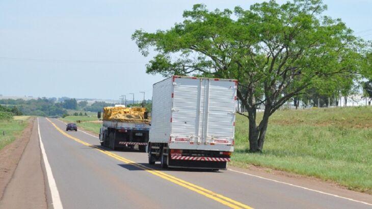 Pelo menos 67 caminhoneiros morreram no trânsito no primeiro ano de pandemia, número 29% maior do que nos 12 meses anteriores (Foto: Divulgação/DetranRS)